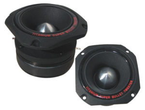 44.4mm Tweeter with Aluminum Housing Material pictures & photos
