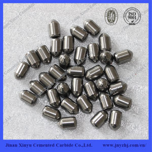Hip Sintered, Ground and Tumbled Tungsten Carbide Button for Mining pictures & photos