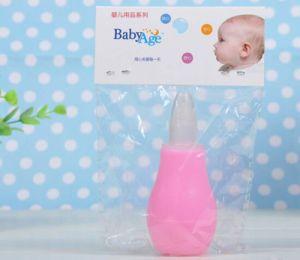 Silicone Baby Nasal Aspirator Snot Vacuum Sucker pictures & photos