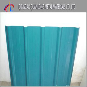 High Light PPGI Roofing Corrugated Steel Sheet pictures & photos