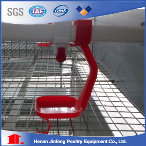 High Quality H Style Galvanized Poultry Chicken Cage pictures & photos