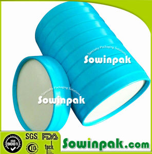 Stackable Non-Vented Paper Lid for Cold Food Packaging