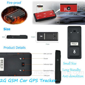 Long Standby GPS Vehicle Tracker for Motorcycle/Car (T28) pictures & photos