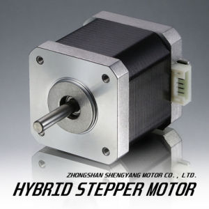 86 Mm High Torque CNC Hybrid Stepper Electrical Motor pictures & photos