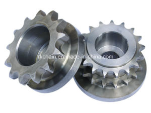 Tapered Shaft Coupling&Flexible Gearing Coupling for Transmission Equipment pictures & photos