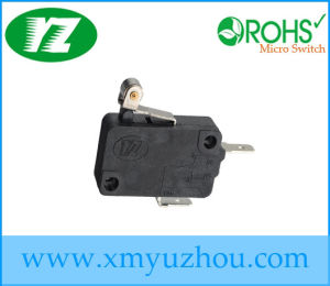 16A Sensitive Micro Switch with Roller Lever pictures & photos