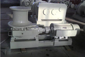 High Quality Marine Steel Electric Capstan (type 10T) pictures & photos