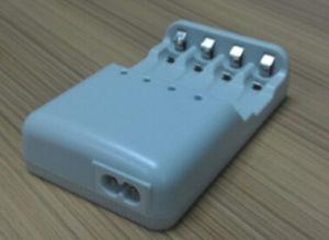 4 Slot AA/AAA NiMH LED Smart Battery Charger