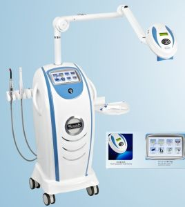 Movable LED Cold Light Teeth Bleaching Unit (CL8) pictures & photos