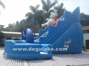 Guangzhou Manufacturer for Gaint Inflatable Slide pictures & photos