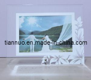 Clear Glass Photo Frame (XJ01-05)