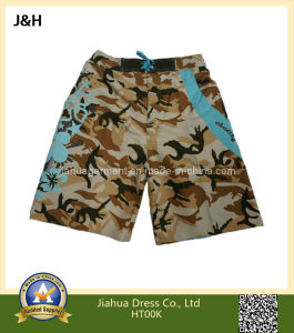 Camouflage Fabric Mens Beach/Board/Boardies/Baggies Shorts