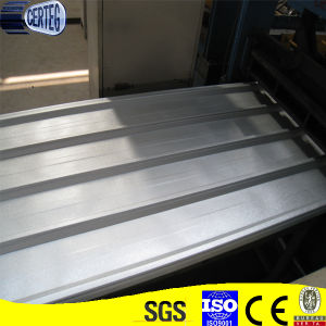 Corrugated Metal Galvalume Steel Sheet for Roof (YX28-207-828) pictures & photos