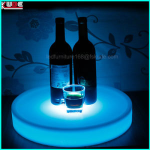 LED Wine Cabinets Color Changing Bar Stair Wine display pictures & photos