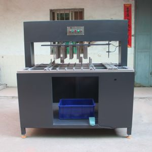 Inside Waste Semi-Automatic Stripping Machine for Paperboard Cutting (LDX-S1050) pictures & photos