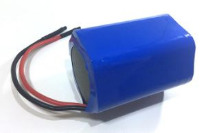 12 Volt Lithium Ion Battery 3s2p 12V 5200mAh Battery Pack pictures & photos