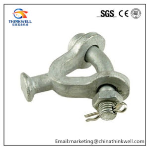 Hot Forged Y Ball Clevis Assembly Tengco Assembly pictures & photos