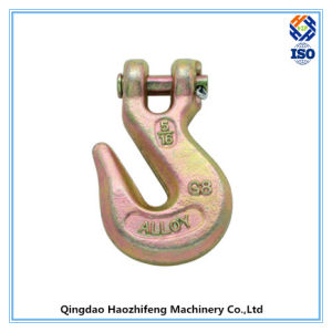 Alloy Steel Clevis Grab Hook with Hot-DIP Galvanized pictures & photos