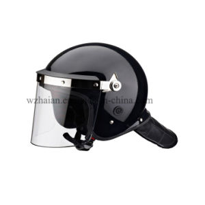Anti Riot Helmet Standard Style with L Shape Visor (FBK-L01) pictures & photos