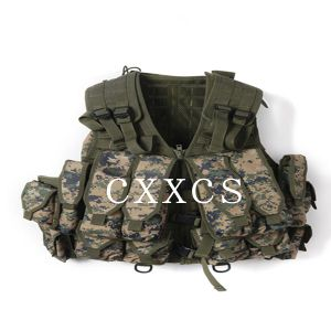 Camouflage Tactical Vest for Military pictures & photos