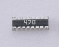 Thick Film Array Chip Resistor pictures & photos