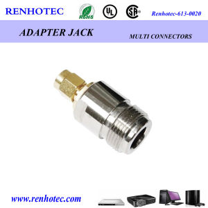 SMA Male to N Female Adapter pictures & photos