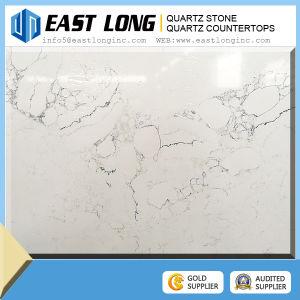 Natural Looking Engineered Stone - Buy White Quartz Stone, Calacatta Quartz Stone, Artificial Quartz Stone on pictures & photos