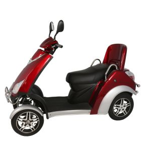 48V/60V500W 20ah 4 Wheel Electric Scooter for Disabled pictures & photos