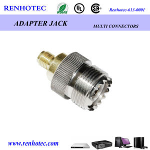 Straight SMA Jack to UHF Jack Adapter So239 pictures & photos