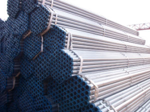 Hot Dipped Galvanized Steel Pipe with High Quality