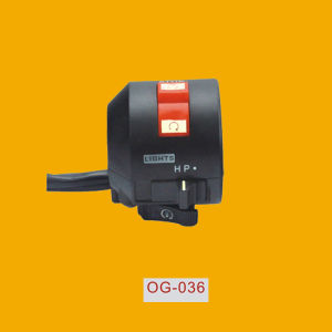 India Handle Switch, Motorcycle Handle Switch for Og036 pictures & photos