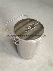 Stainless Steel Transport Bucket for Milk pictures & photos
