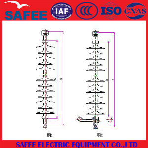 China Long Rod Suspension Composite Insulators (FXBW4-24/100) - China Longrod Insulators, Suspension Insulator pictures & photos