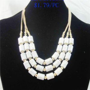 New Item White Beads Fashion Jewellery Necklace pictures & photos