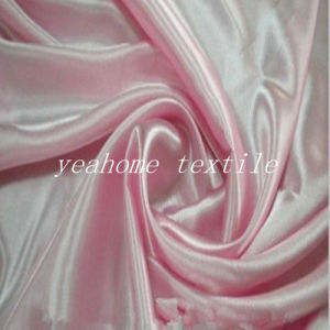 SGS Polyester Crystal Satin Fabric