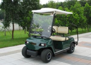 2 Seaters Electric Sightseeing Car for Sale (LT_A2) pictures & photos