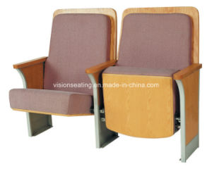 Fixed Auditorium Church Meeting Tiered Lyceum Spectator Seat (1106) pictures & photos
