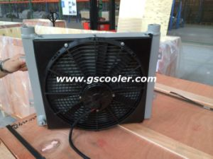 Hydraulic Oil Cooler with Fan and Shroud pictures & photos