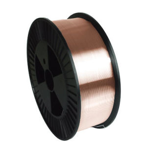 CO2 Gas Shielded Welding Consumables Welding Wire Er70s-6