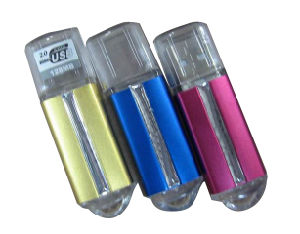 Plastic USB Flash Drive for Sony