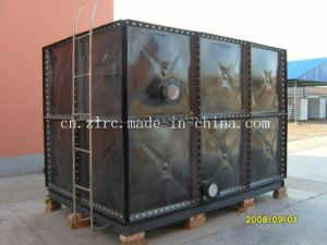 Enamel Steel Tank Press Steel Water Tank Water Container pictures & photos