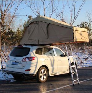 Self-Driving Camping Car Roof Top Tent 4*4 SUV Car Roof Top Tent pictures & photos