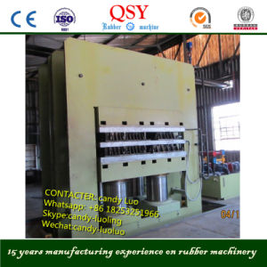 Ubber Vulcanizing Press Machine / Frame Type Rubber Vulcanizer pictures & photos