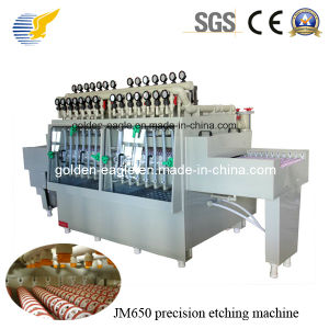 Jm650 Photochemical Etching Machine for Precision Metal Parts