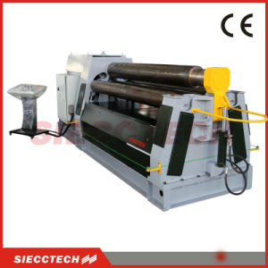 China Top Brand 4 Roll Bending Machine Hydraulic Bending Roll pictures & photos