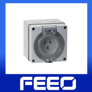 IP66 Three Phase Industrial Switched Extension Socket pictures & photos