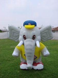 Inflatable Cartoon Mascot Elephant (K6008) pictures & photos