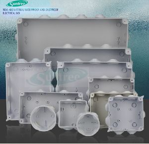 IP65 ABS PVC Waterproof Junction Box pictures & photos
