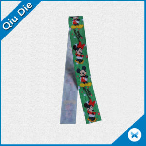 Cute Design Heat Transfer Printed Micky Mouse Ribbon pictures & photos