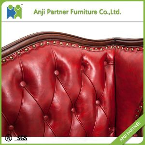 Italy Home Furniture Fabric Woodern Sofa for Sale (June) pictures & photos